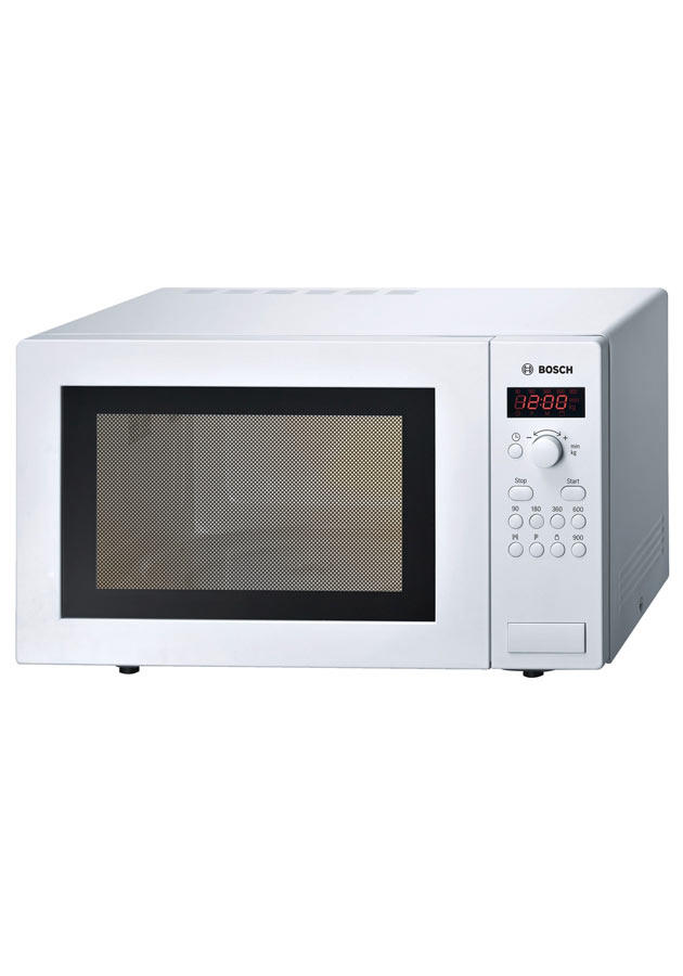 Bosch HMT84M421B 25L 900W Freestanding  Microwave Oven