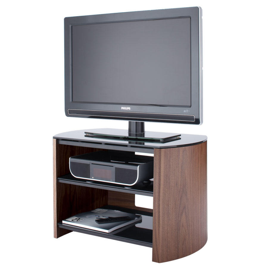 Alphason FW750-W WALNUT FINEWOODS TV STAND