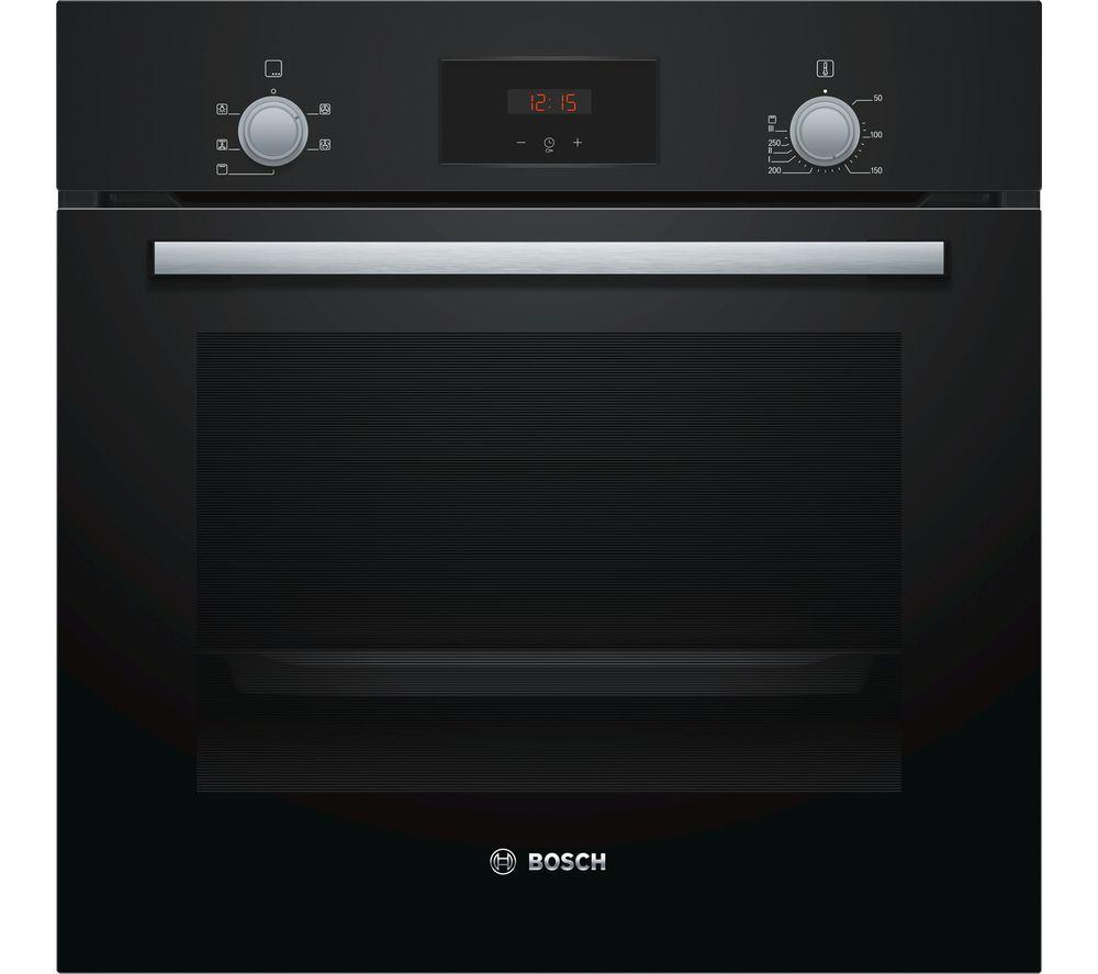 Click to view product details and reviews for Hhf113ba0b Built In Electric Single Oven With 3d Hot Air Black.