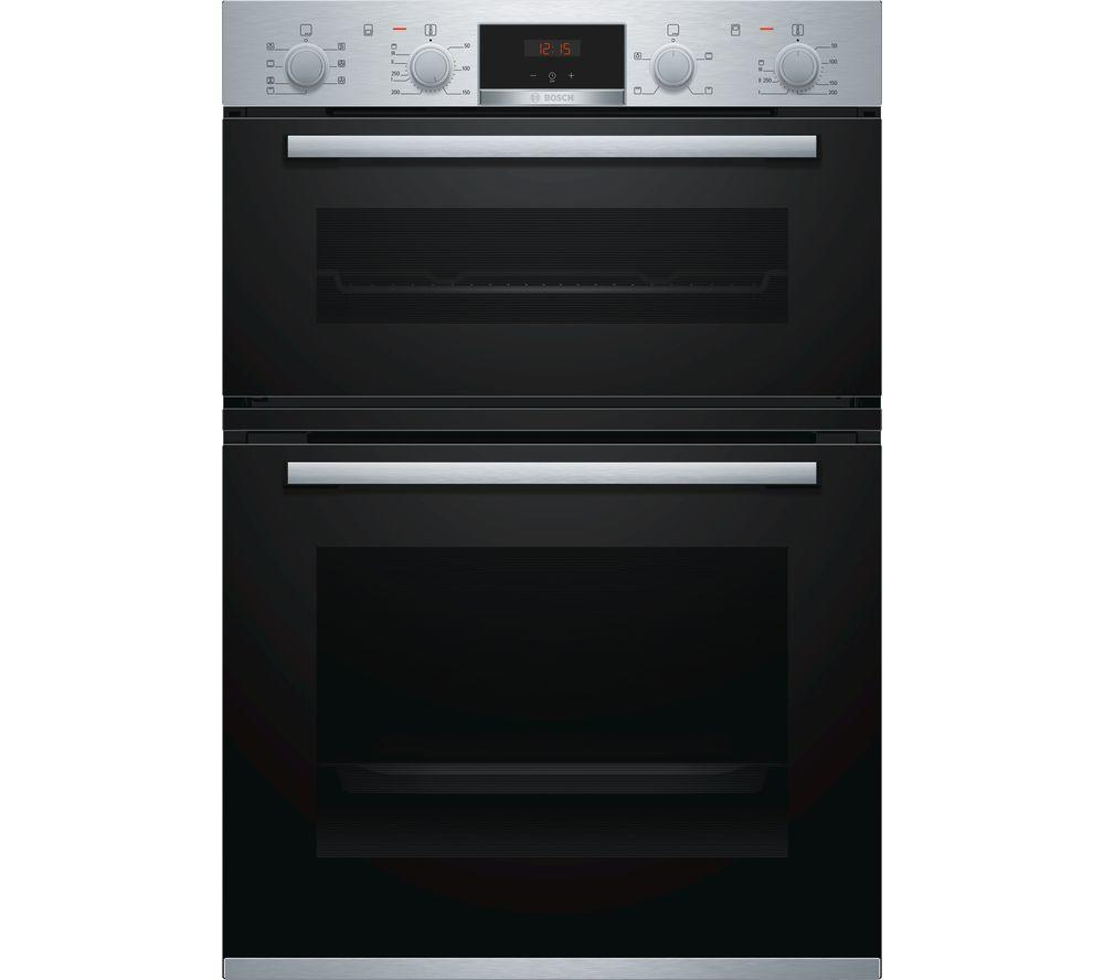 Click to view product details and reviews for Mbs533bs0b Built In Electric Double Oven With 3d Hot Air Stainless Steel.