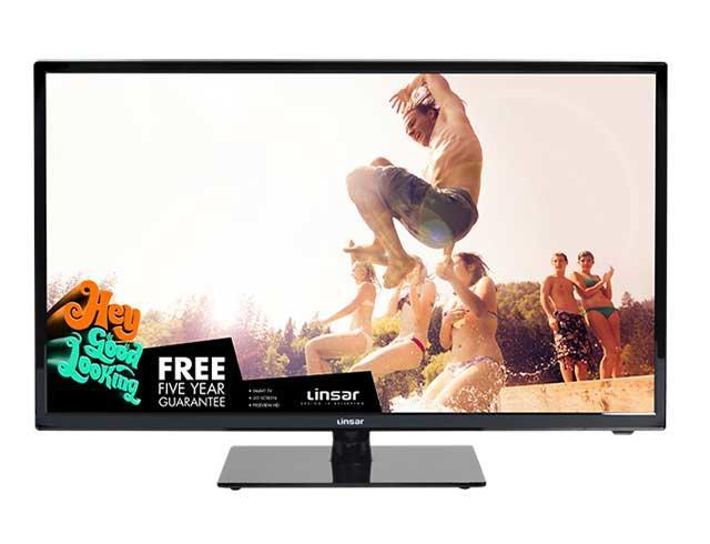 Image of 32E10DVD 32 inch Full HD Freeview HD LED TV With DVD