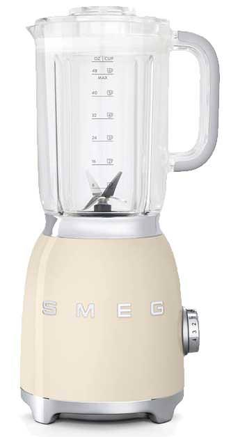 Smeg BLF01CRUK Cream Retro Blender