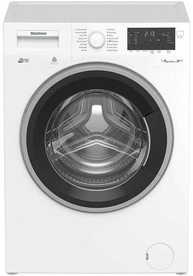 blomberg lwf29441w 1400 spin 9kg washing machine. Black Bedroom Furniture Sets. Home Design Ideas