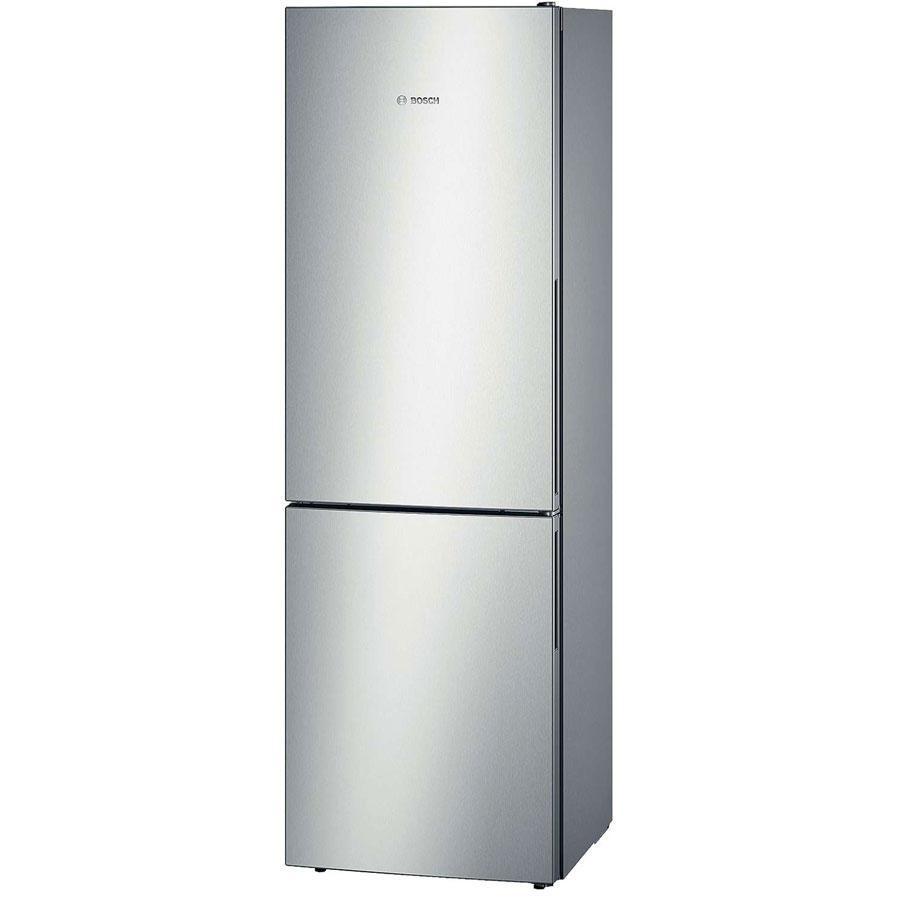 Image of Serie 4 KGV33VL31G 60cm 287 Litre A++ Low Frost Fridge Freezer | Silver Inox