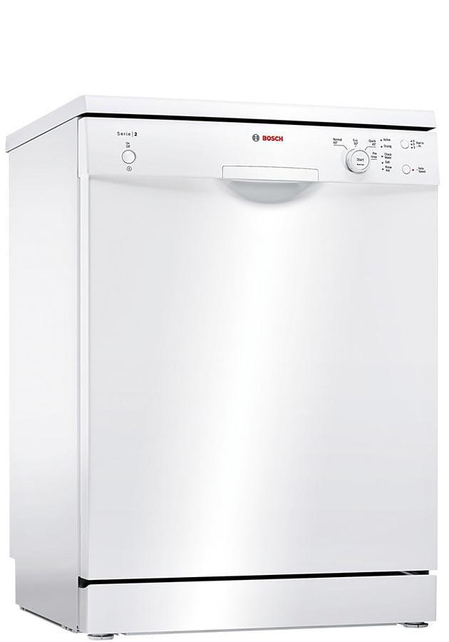 Image of Serie 2 SMS24AW01G 60cm A+ Standard Dishwasher   White
