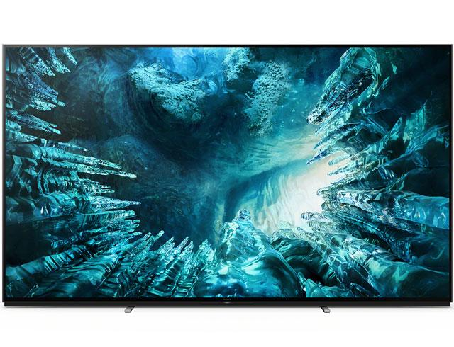 Image of BRAVIA KD85ZH8BU (2020) 85 inch 8K HDR Full Array LED TV with Android TV