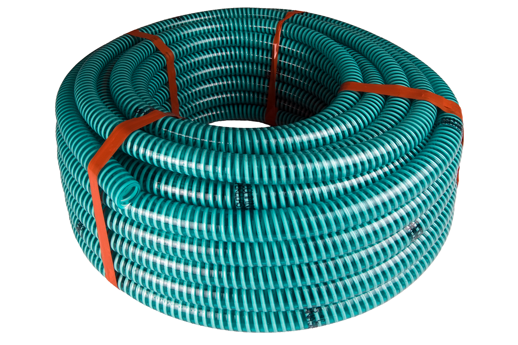 Green Tint Water Suction & Delivery Hose