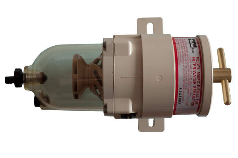 500FG Racor Fuel Filter/Water Separator