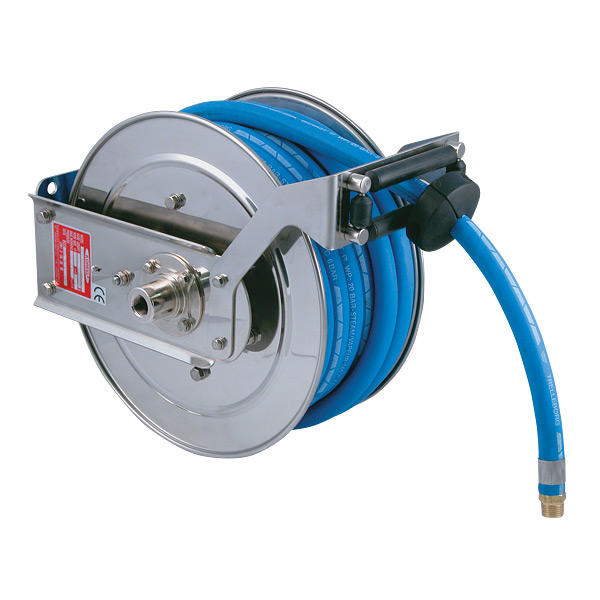 sc 1 st  Hyphose & CTWA-1315SS Compact Stainless Steel Spring Rewind Hose Reel