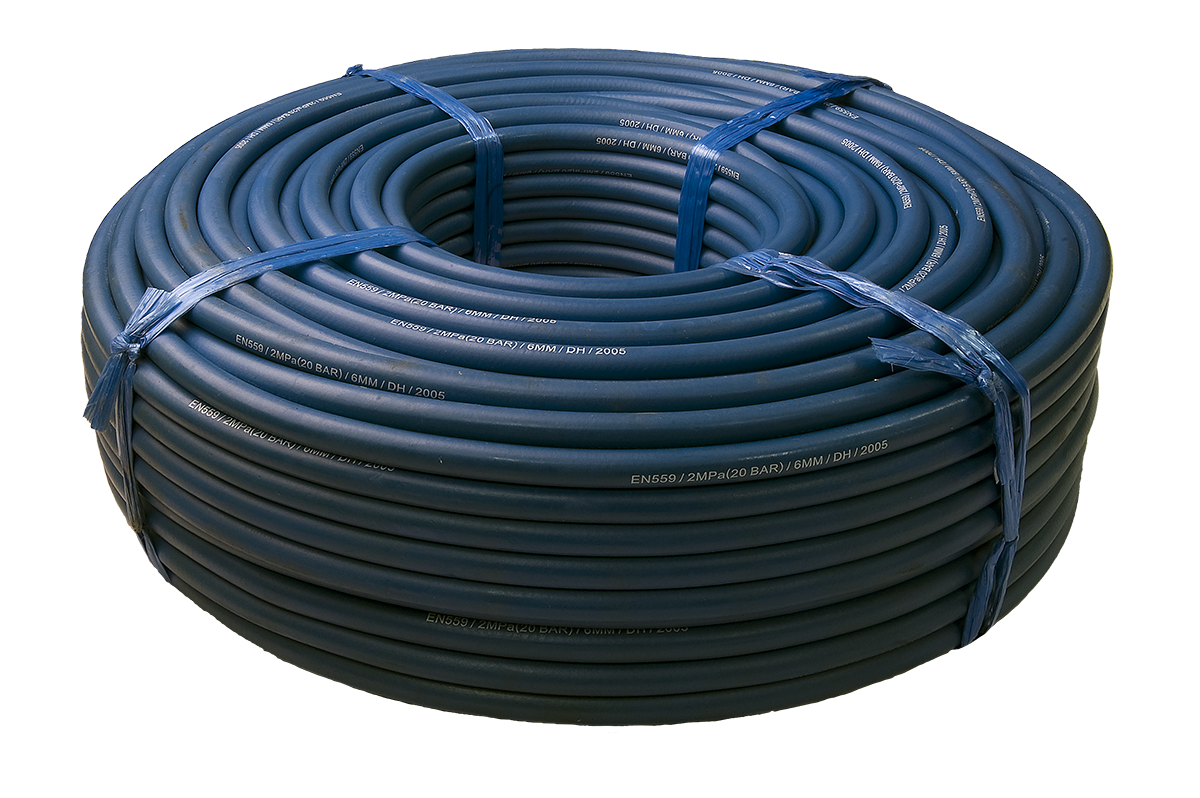 Blue Welding Hose
