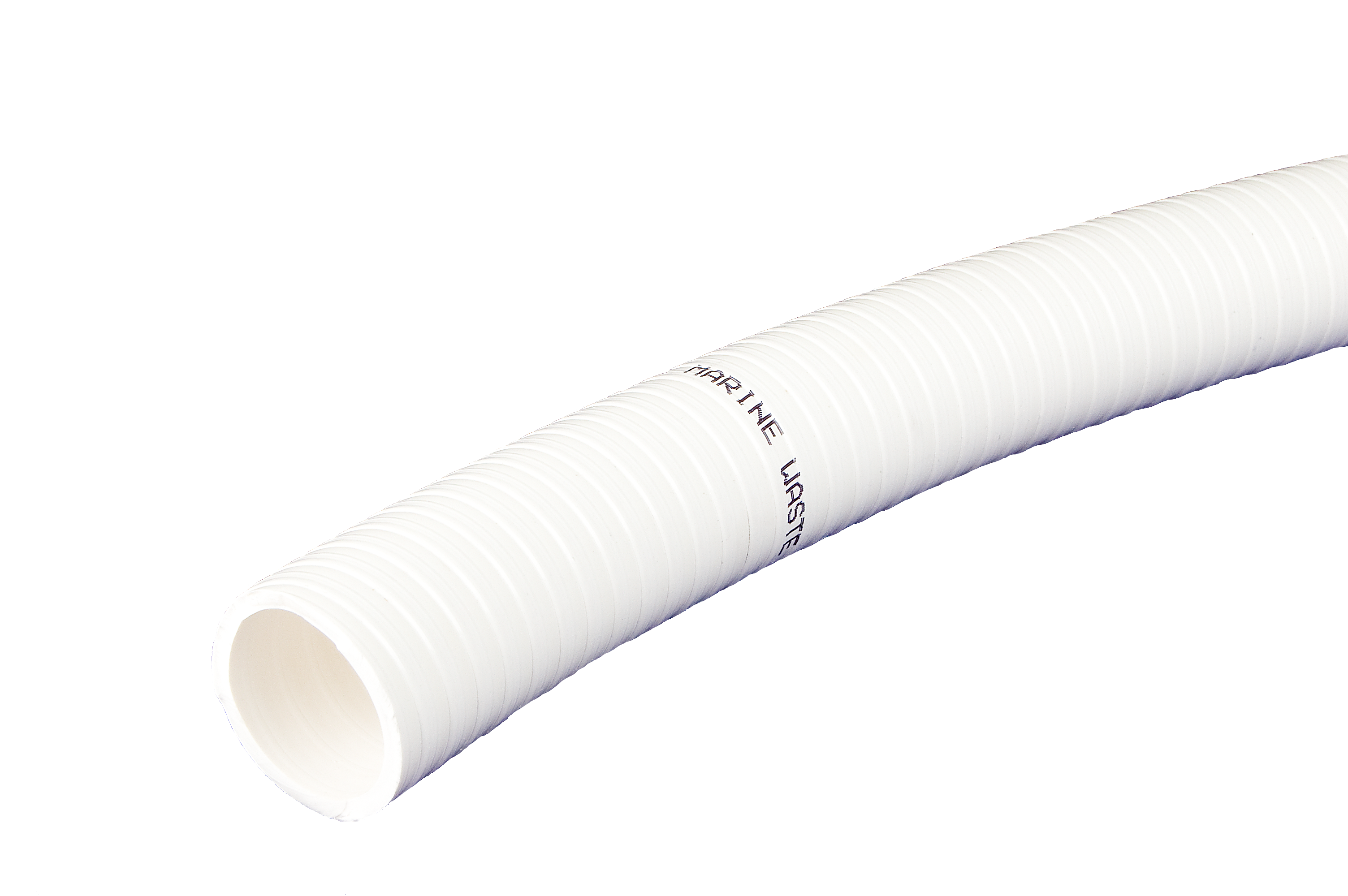 Marine White Sanitation Hose