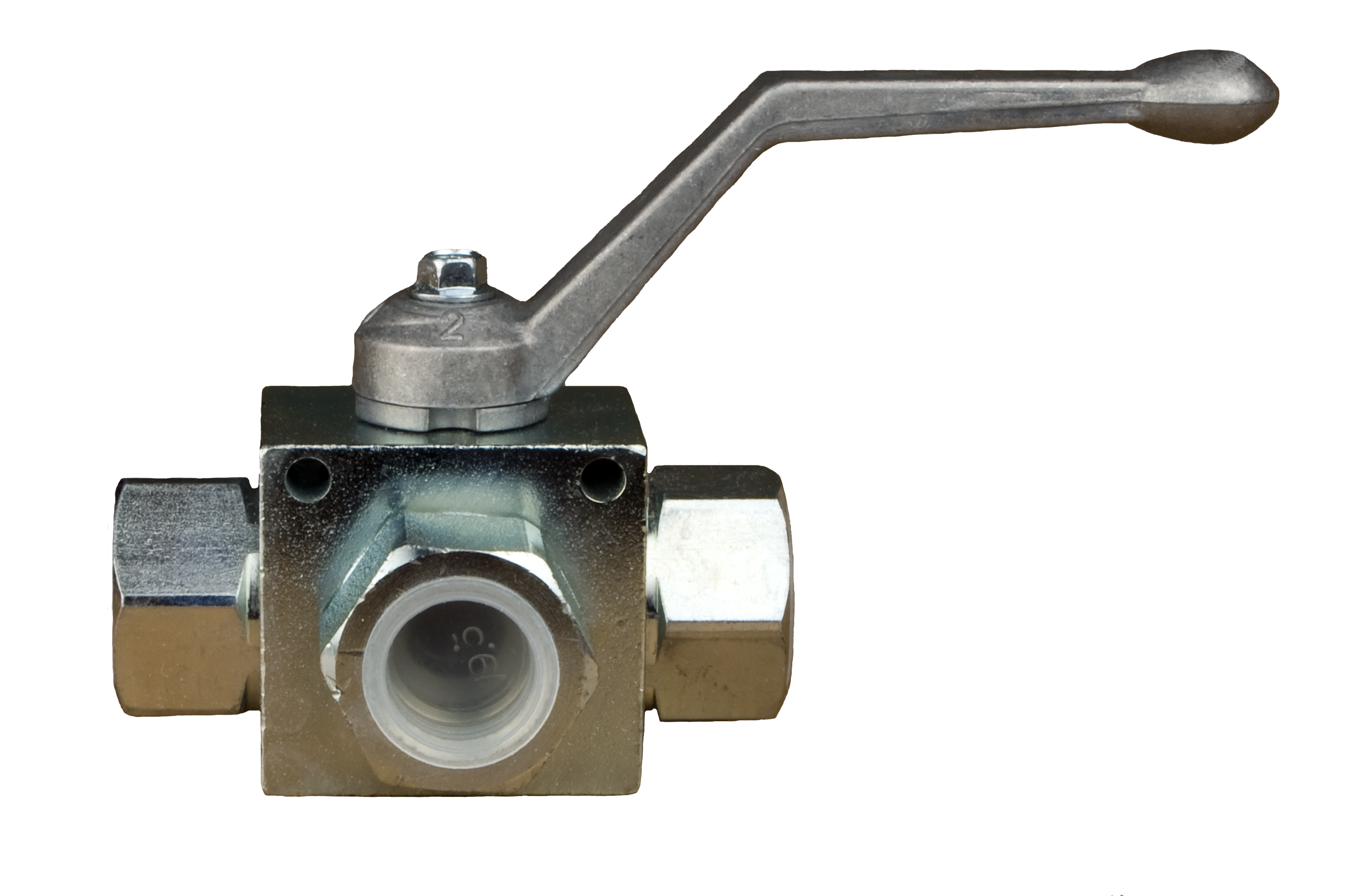 12mm L-port Ball Valve