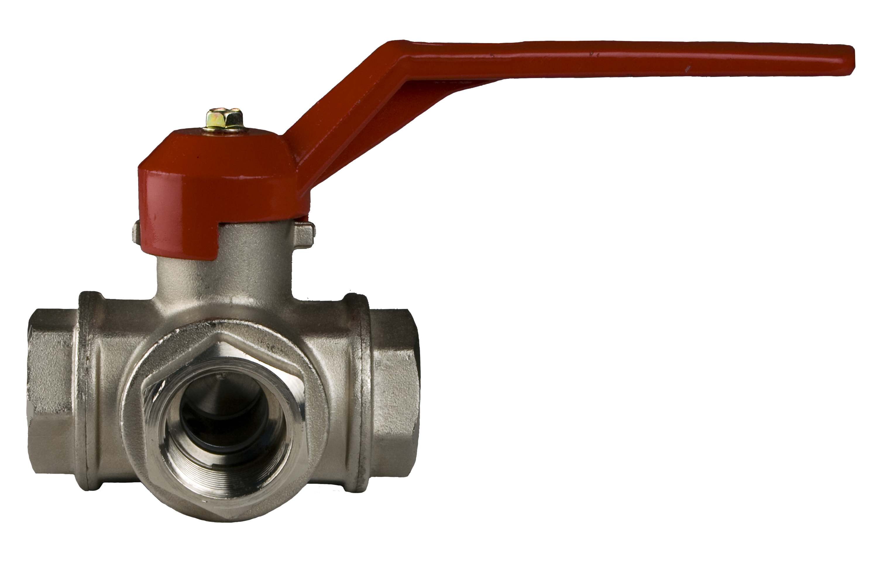 L-Port  3  Way  Ball  Valves