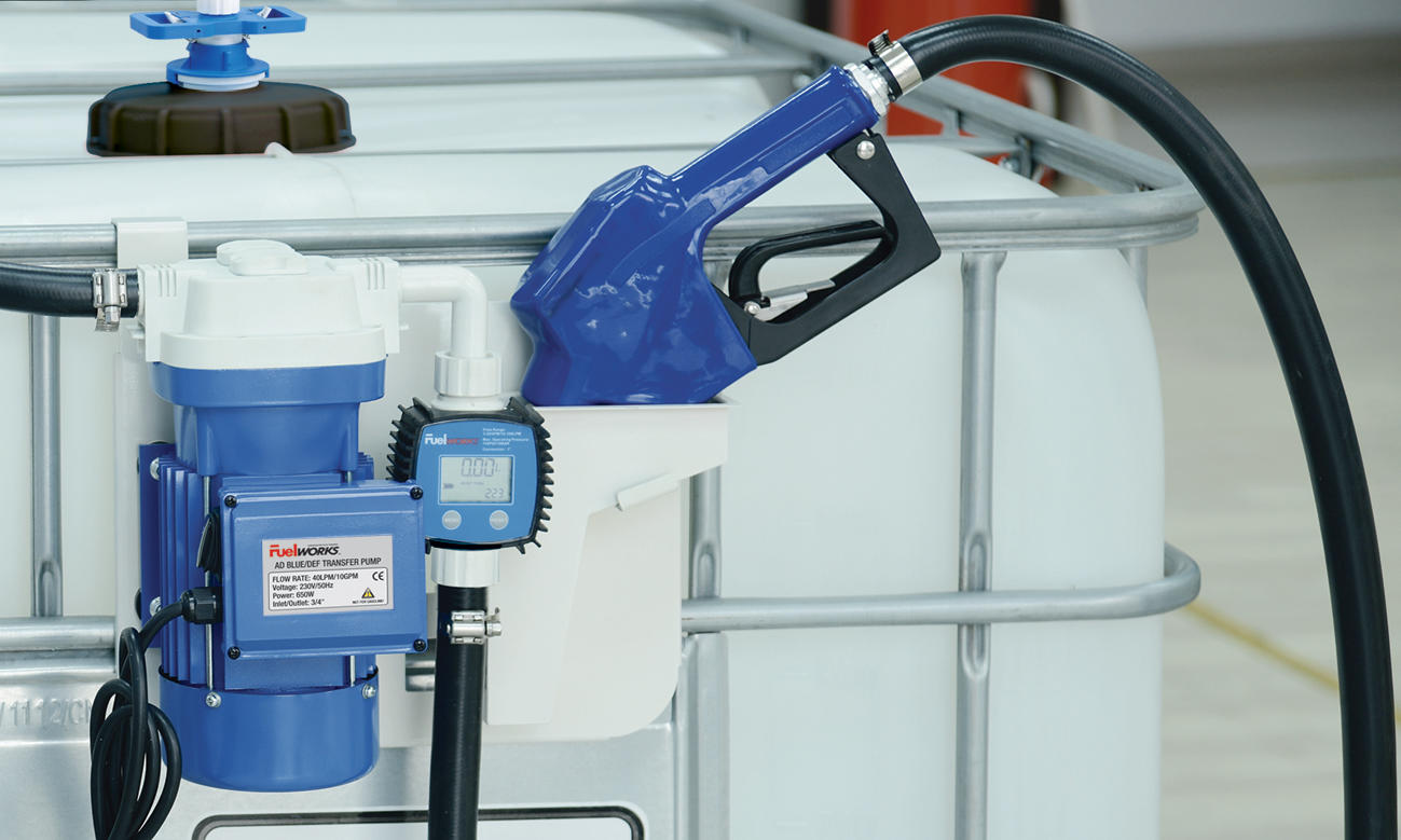 J10302504 Adblue Ibc Pump Kit