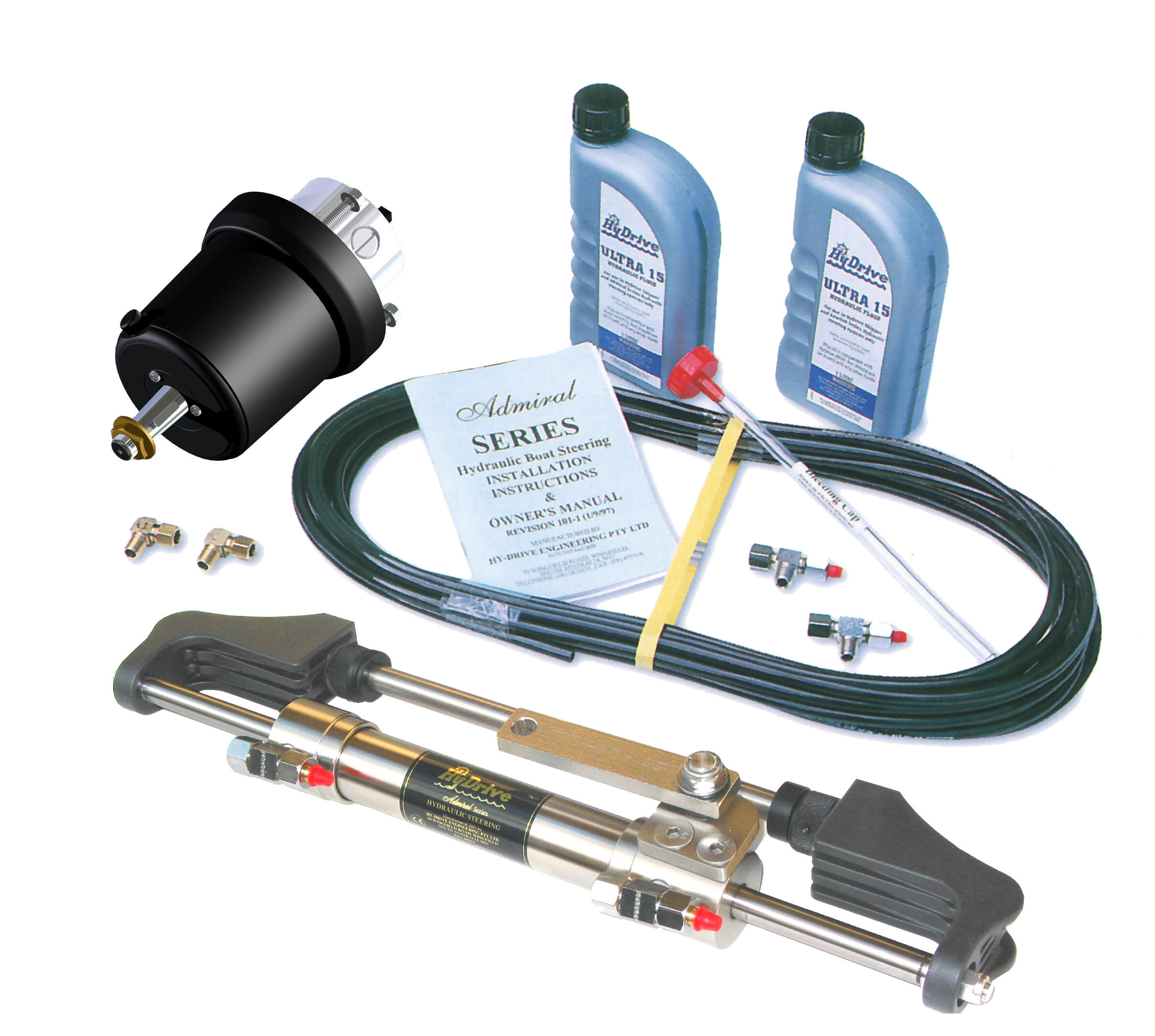 HyDrive Outboard Kits
