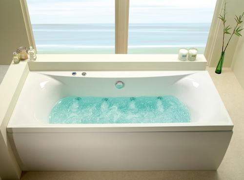 Carron Alpha 1800 X 800 Double Ended Whirlpool Bath
