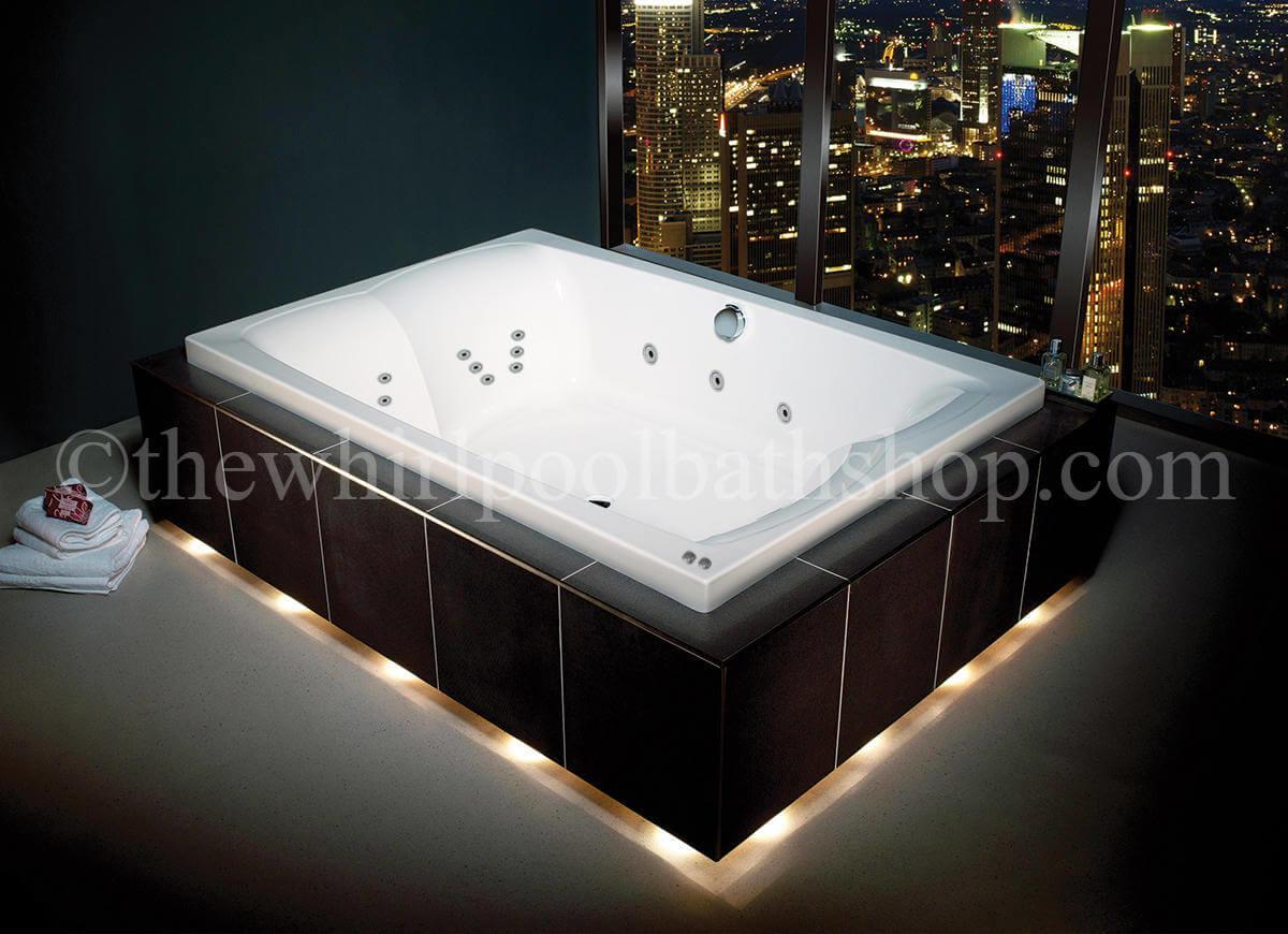 Large Carron Celsius Duo 26 Jet Whirlpool Bath System