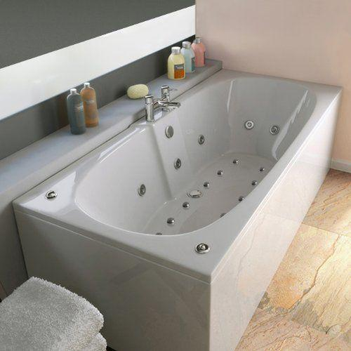 Trojan algarve 23 jet whirlpool jacuzzi spa bath 1800 x 800 for Bath 1800