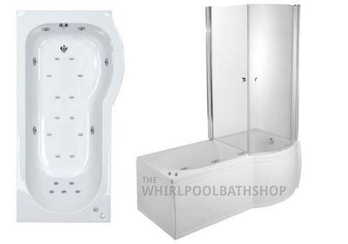 Fully Enclosed Shower luxury fully enclosed 23 jet shower bath description - right hand