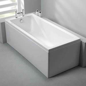 Oriental style deep soaking baths available in 3 sizes for Deepest bathtub available