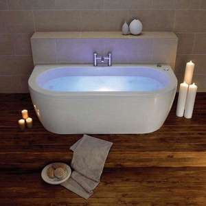 Oriental Style Deep Soaking Baths Available In 3 Sizes