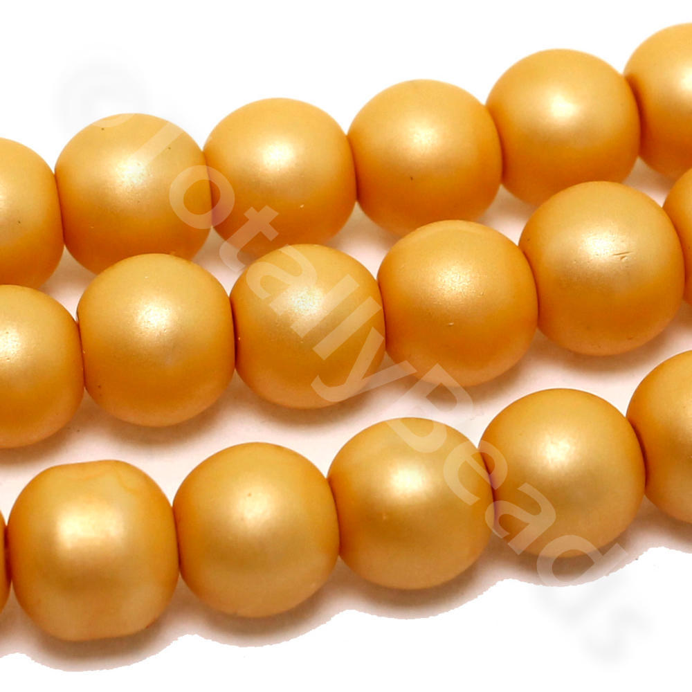 faceted beads sparkle gold round craft beadtin llc