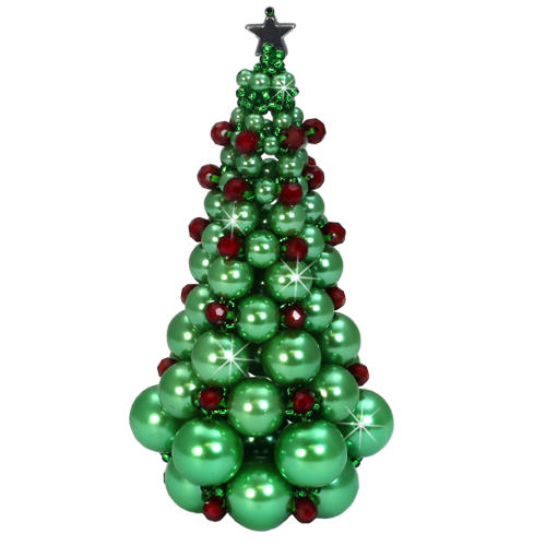 Christmas Tree Kit Green Craft Hobby Amp Jewellery