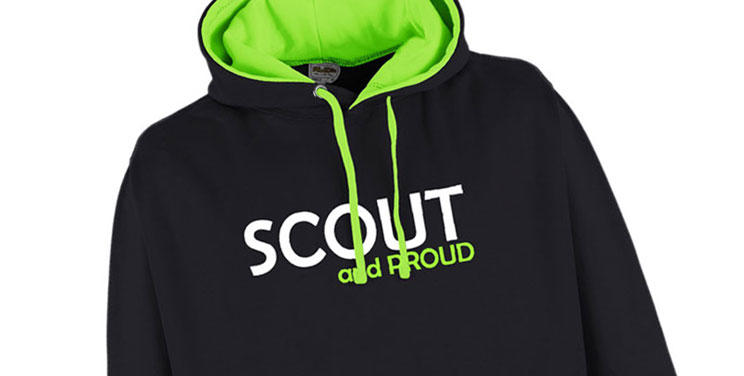 Scout and Proud