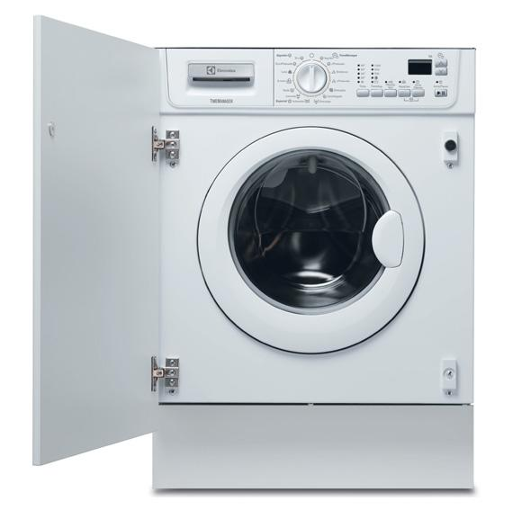 electrolux ewg127410w built in a rated washing machine. Black Bedroom Furniture Sets. Home Design Ideas