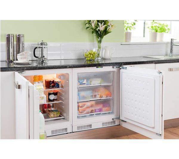 Built Under Under Counter Freezers