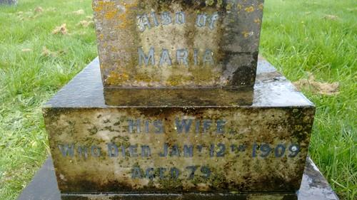 James Lye's Grave Discovered