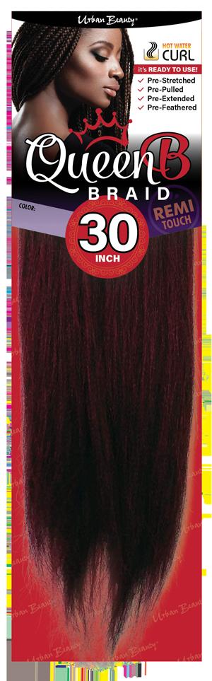 Urban Beauty Pre Pulled Queen B Braiding Hair 30 Quot