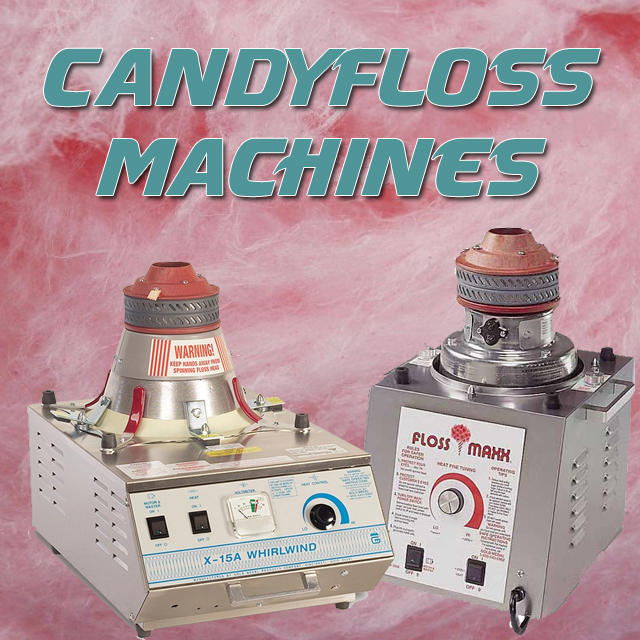 Candyfloss Machines