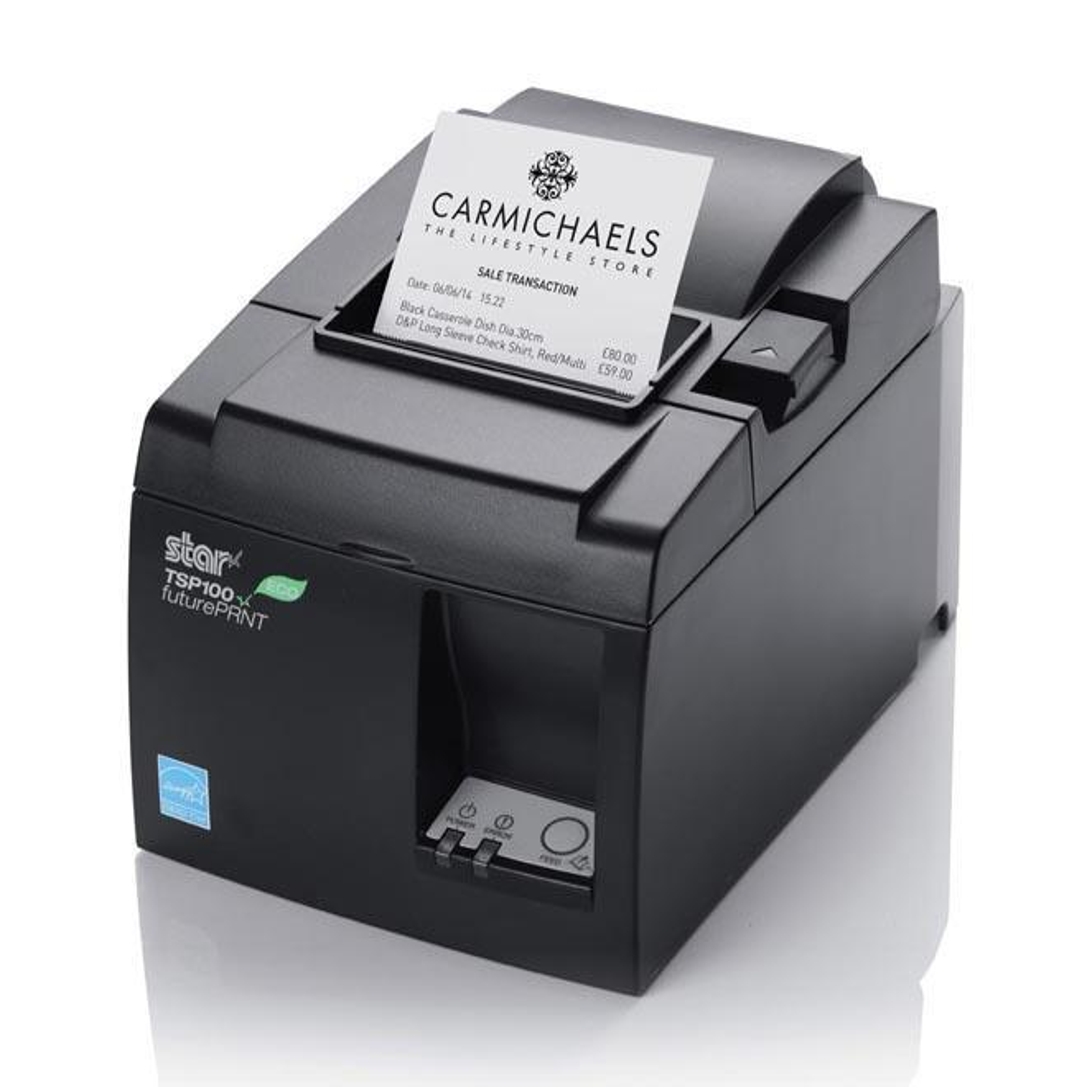 Star Tsp143 Desktop Thermal Receipt Printer