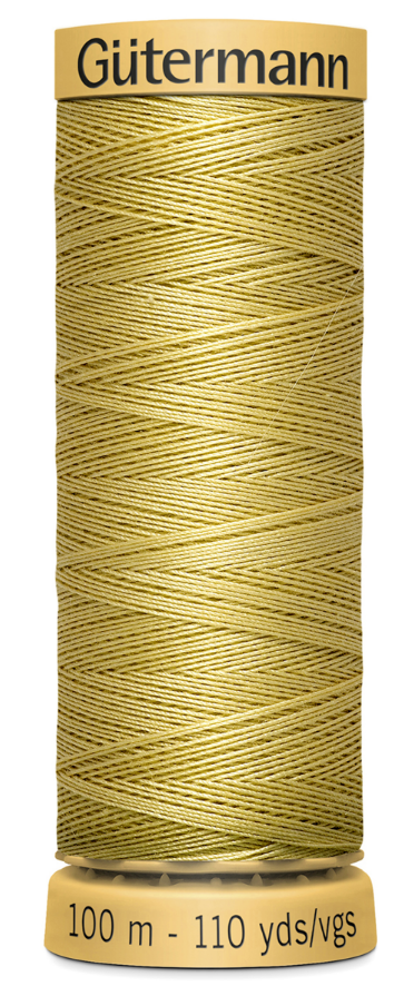 Gutermann Natural Cotton Thread 100m 2643