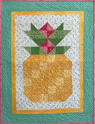 Pineapple Wall Hanging Kit