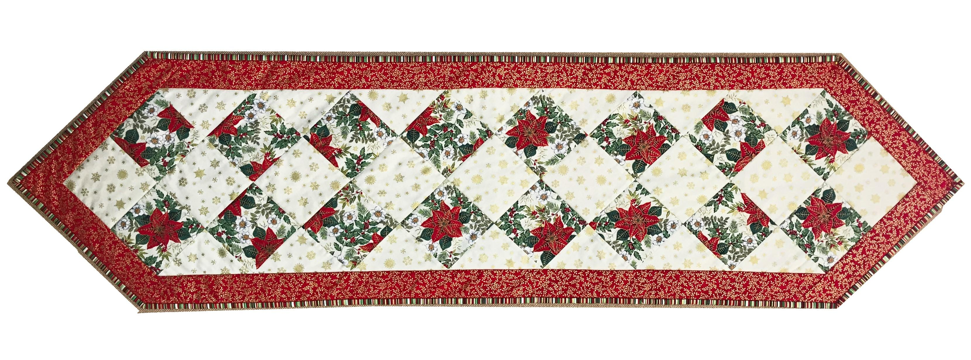 Christmas Table Runner Uk.Christmas Table Runner Kit