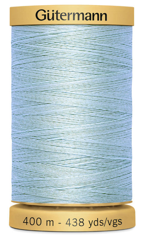 400m 6617 Gutermann  Natural Cotton Thread