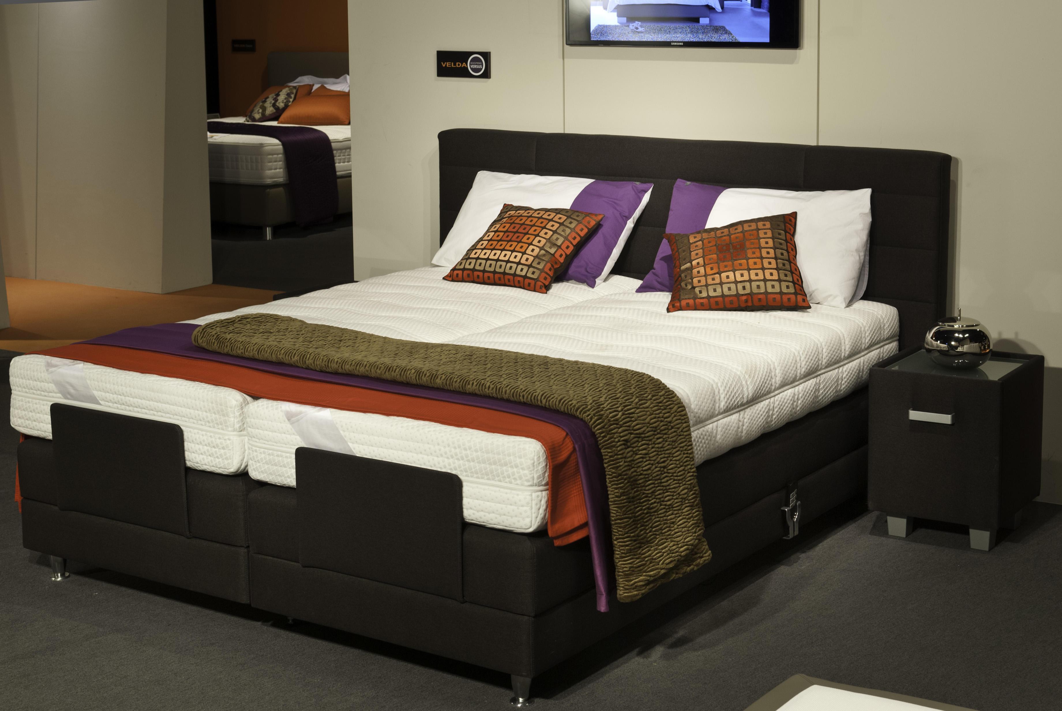 Velda Adjustable Bed With Ortho Mattress