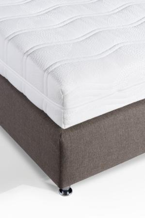 Velda Versus Boxspring Bed With Pocket Spring And Latex