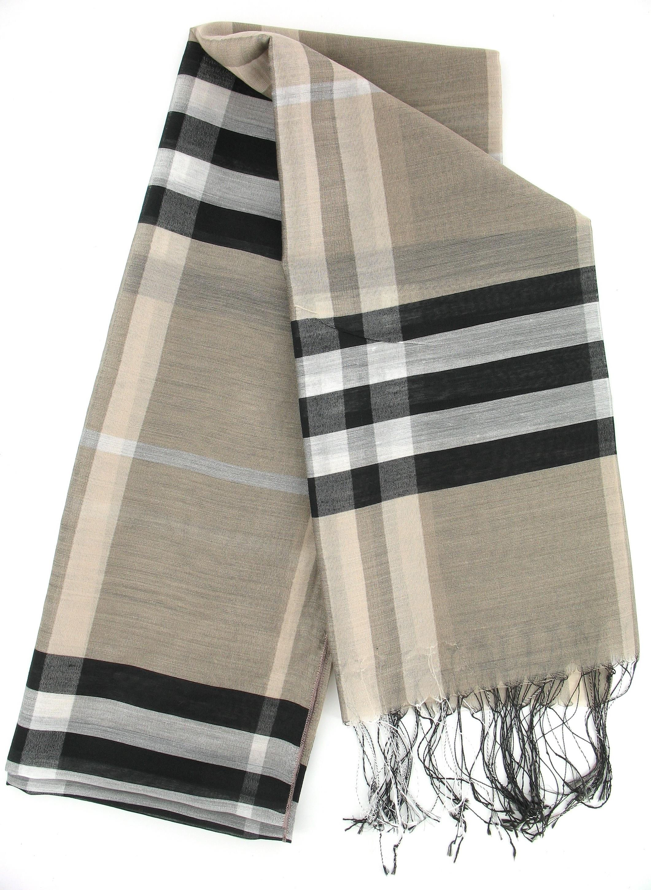 Scarf in Taupe