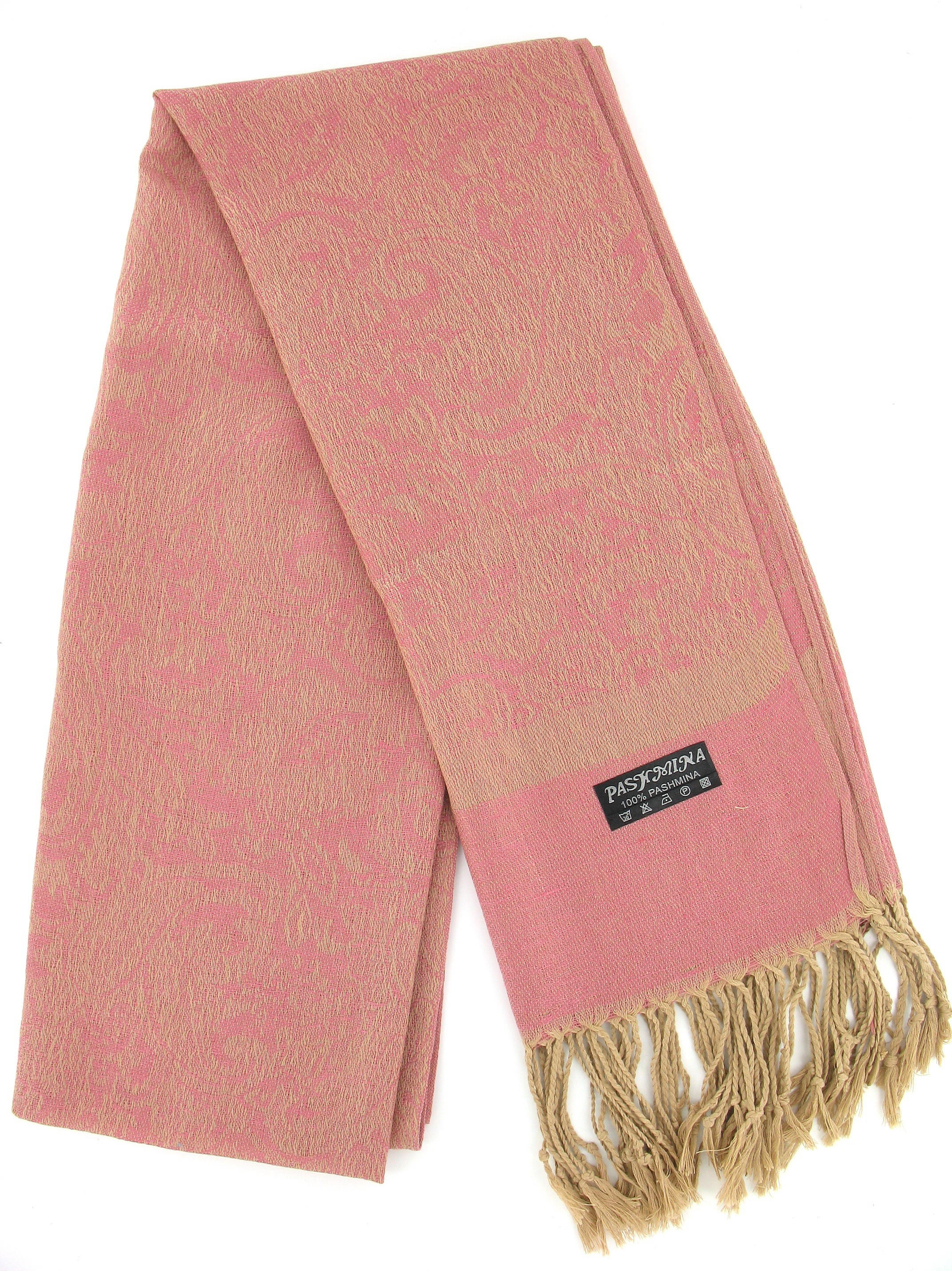 Scarf in Dusty Pink