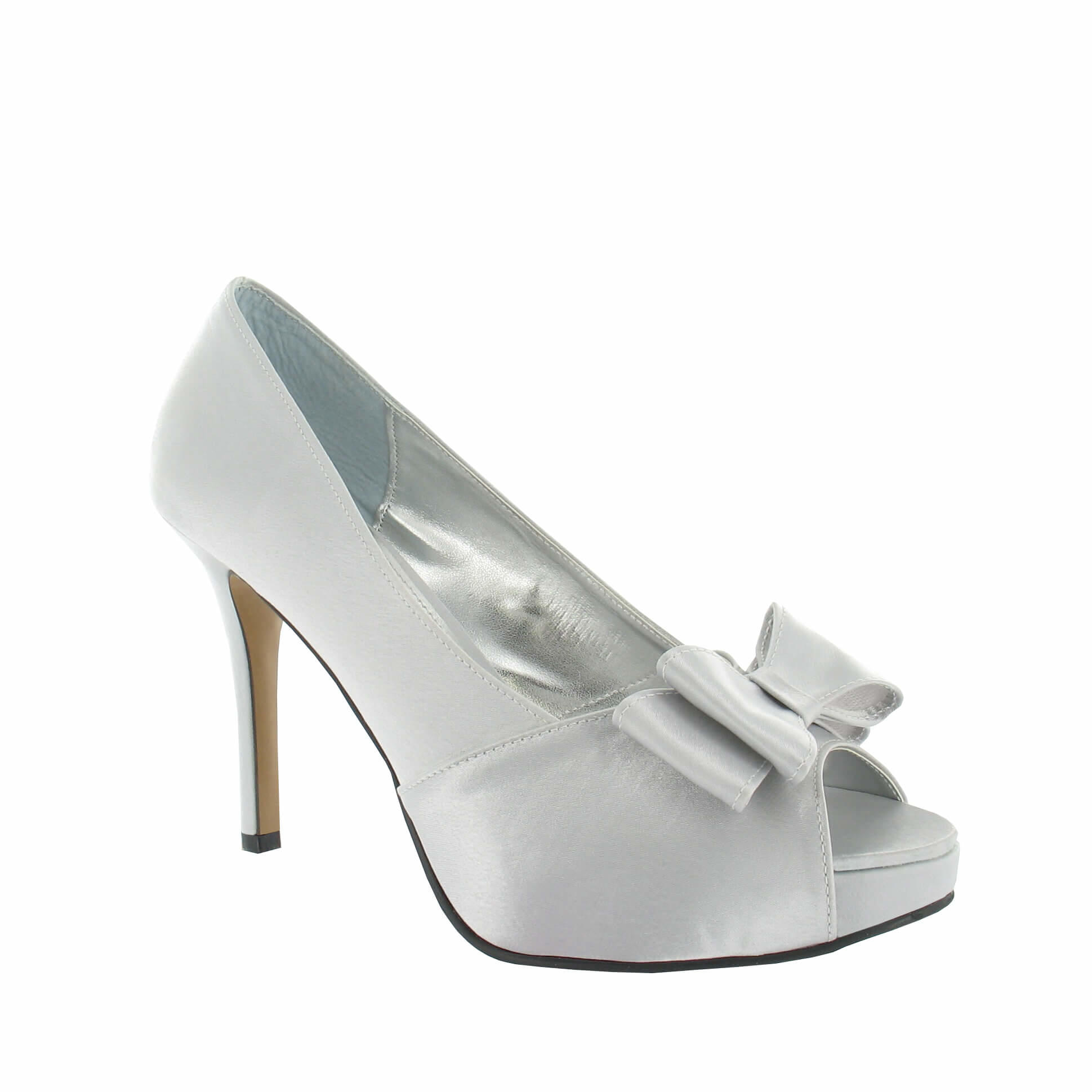 Danni in Light Grey/Silver