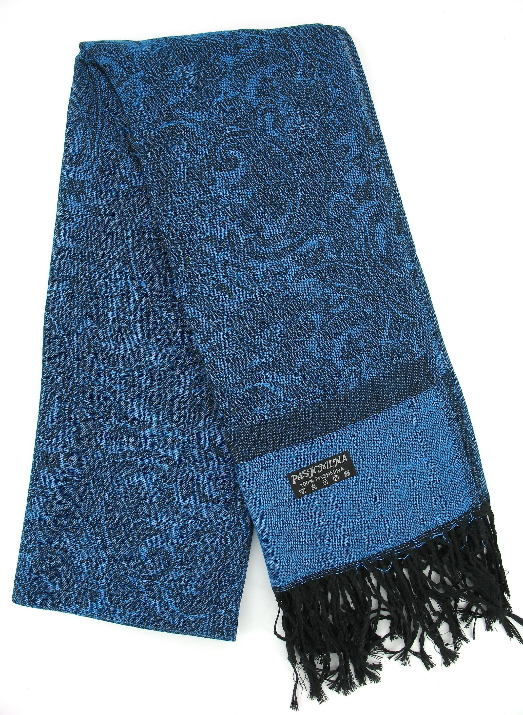 Scarf in Midnight Blue