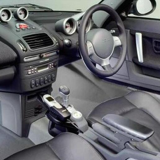 Interior 452 Smart Roadster