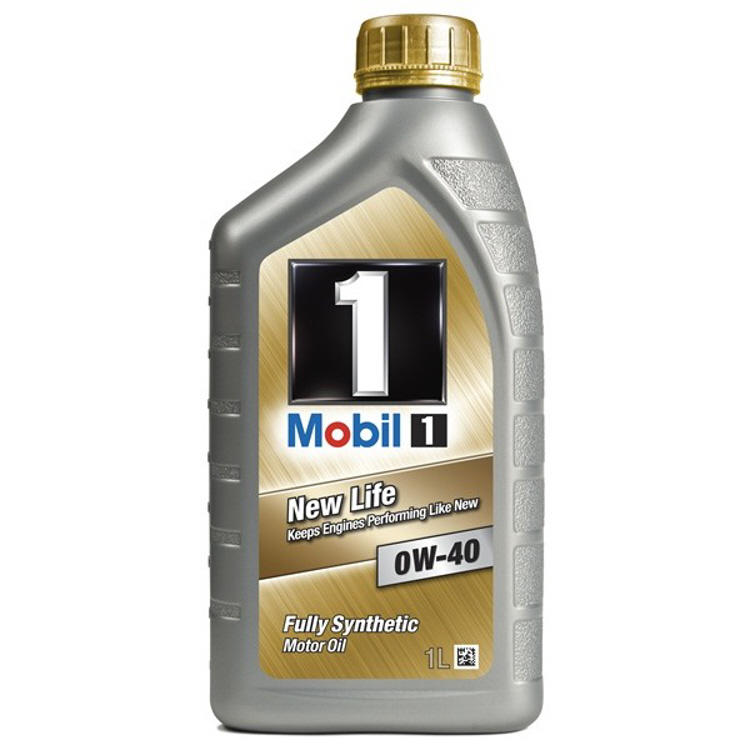 mobil 1 new life 0w 40 fully synthetic engine oil mb 229. Black Bedroom Furniture Sets. Home Design Ideas