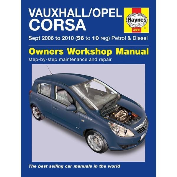 Haynes Workshop Manual for Vauxhall Zafira Petrol & Diesel 05-09 ...