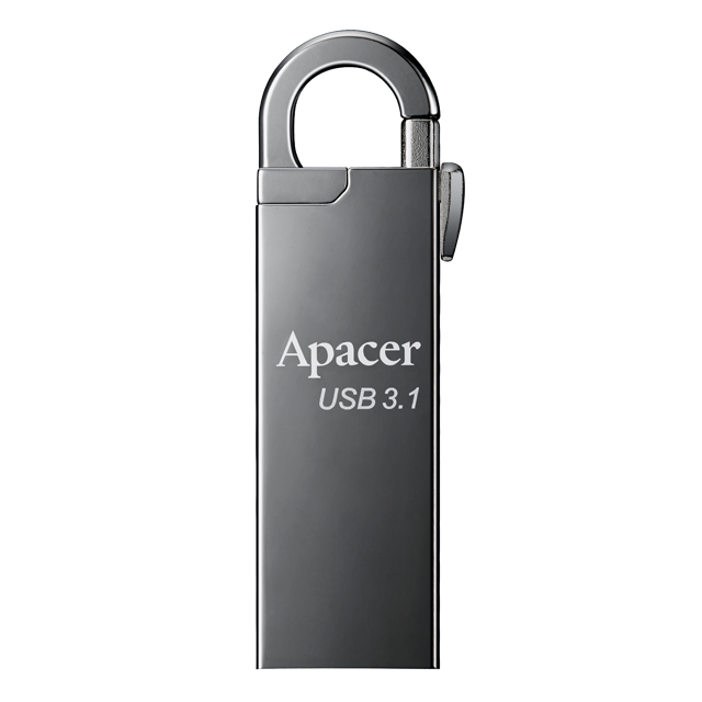Apacer AH15A Black Nickel