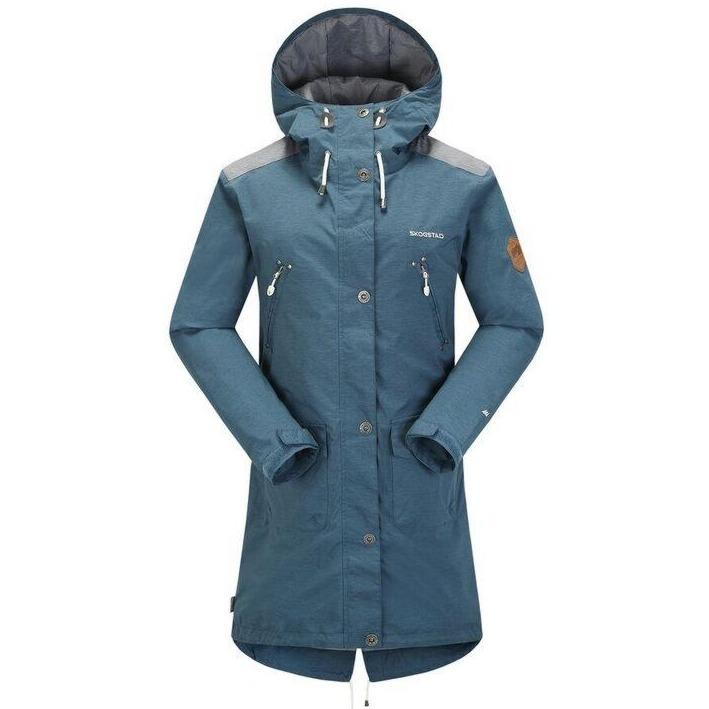 Skogstad Retelen Ladies Down Jacket Teal