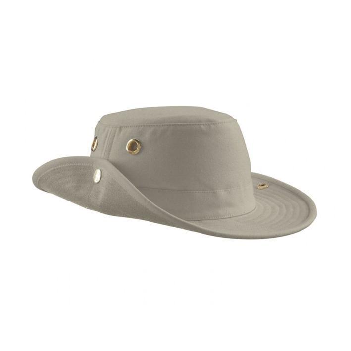Tilley T3 Cotton Duck Hat Khaki  df8c8c1766b